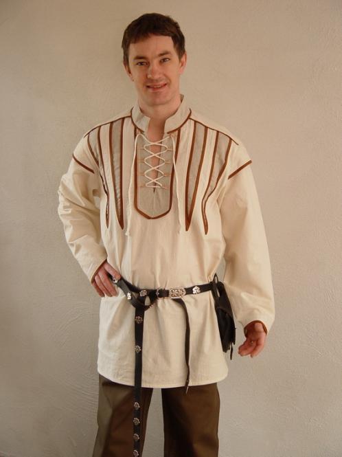 Mittelalterhemd Harald