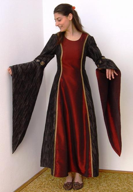 Mittelaltergewand Lydia