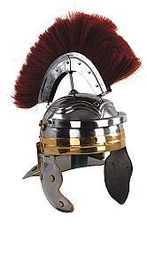 Bild  Römischer Offiziershelm