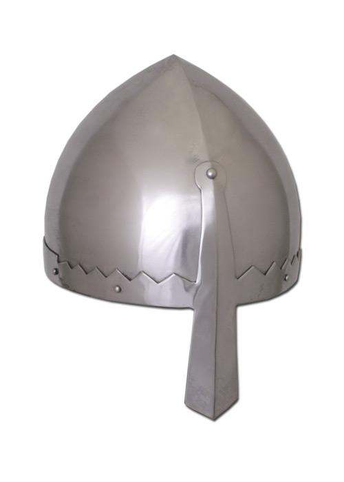 Bild  Normannischer Nasalhelm Stahl
