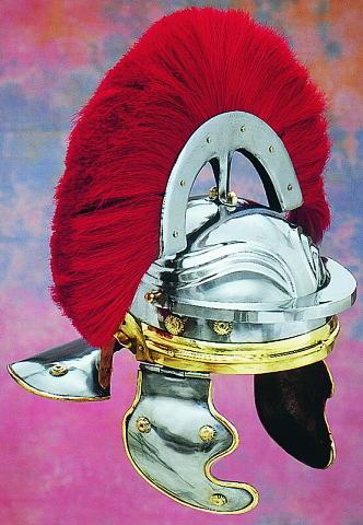 Römischer Zenturio Helm