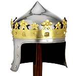 Kronen-Helm Helm Robert The Bruce
