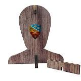Helmständer mit Ihrem Wappen Drei Stück
