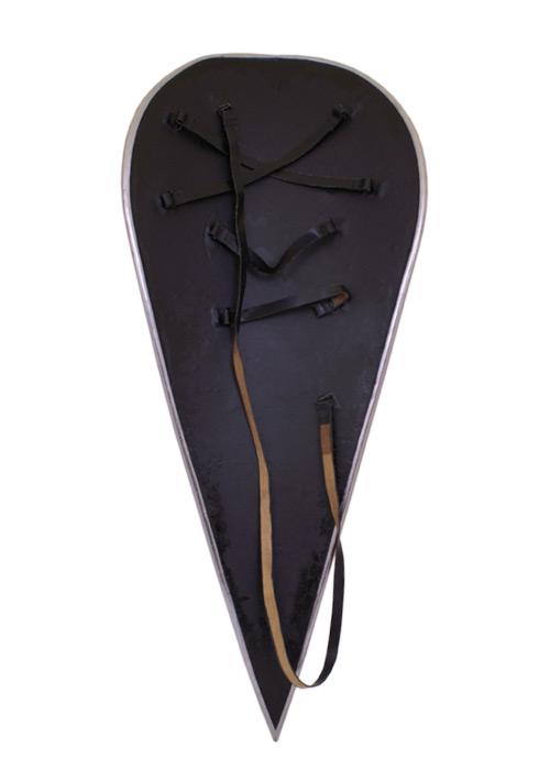 Bild  Normannenschild-Kite-Schaukampf-Schild