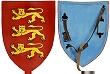 Ritterschild Barnett Schild Edward I