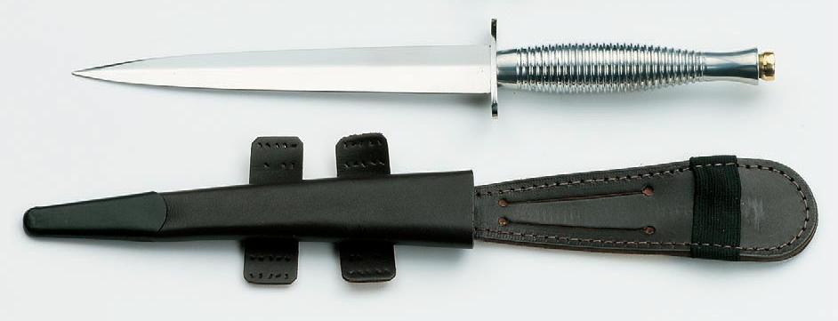 Original englische Sykes - Fairbairn - Kampfmesser