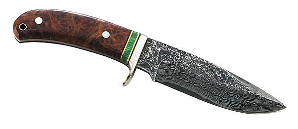 Damasst Messer 49 Lagen