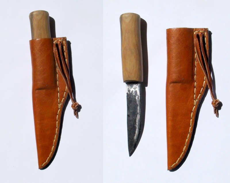 Schönes Mittelalter Gebrauchsmesser