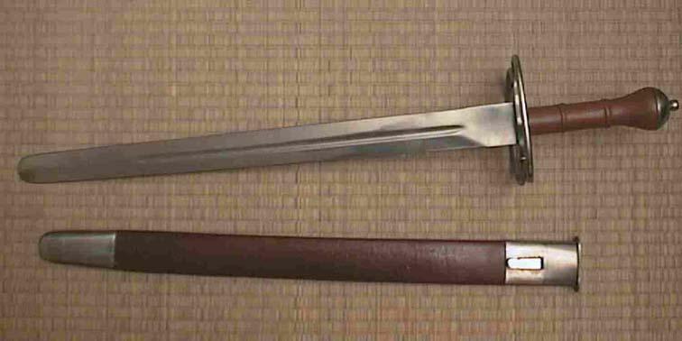 Katzbalger Landsknechtschwert