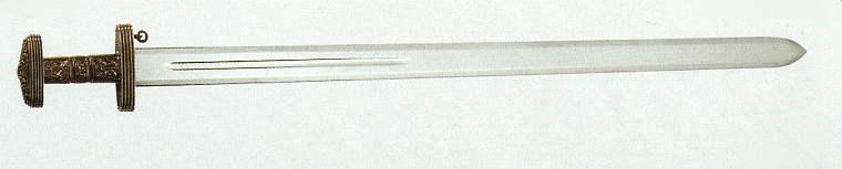 Wikingerschwert Oslo Replik