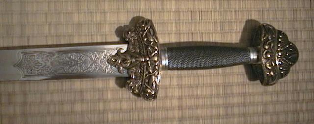 Bild 0: <b>Dybek - Wikingerschwert</b>