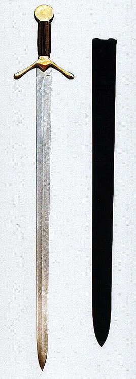 Schottisches Schwert.