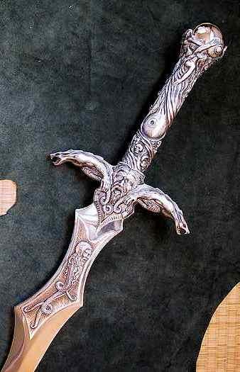 Bild 1: <b>Schwert Merlin</b>