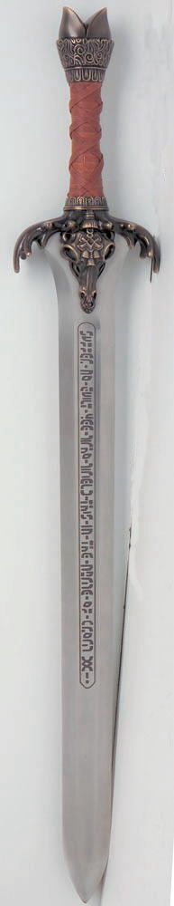 <b>Schwert des Vaters Conan der Barbar</b>