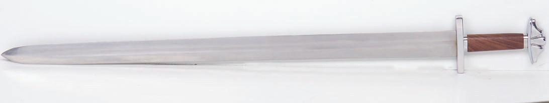 Bild 0: Wikingerschwert mit Scheide