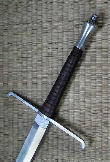 Bild 0: Schaukampfschwert Mittelalter - Eineinhalbhänder
