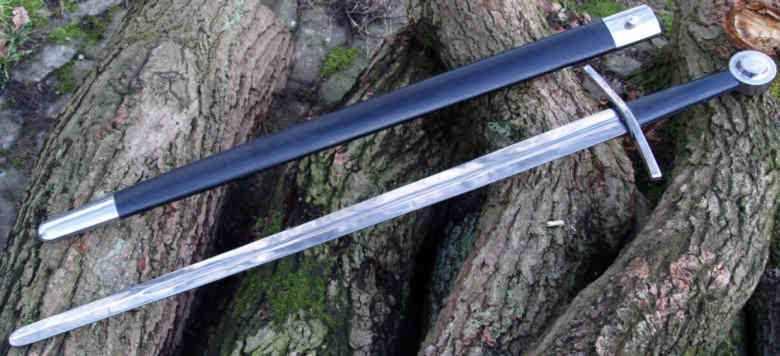 Bild 1: Mittelalter Ritter Schaukampfschwert