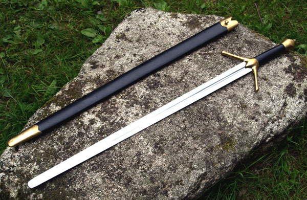 Bild Nr. 2 Schottische Schaukampfschwert