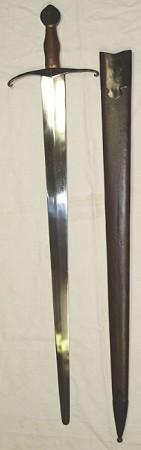 Mittelalter Schaukampfschwert von Auray