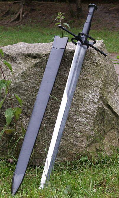 Bild Nr. 4 Landsknecht Schaukampfschwert