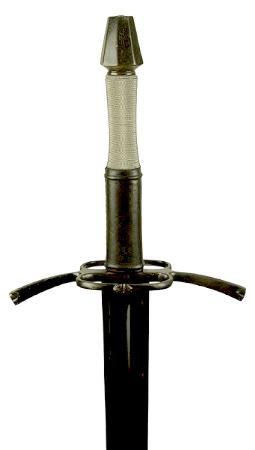 Bild Nr. 2 Schaukampfschwert 15 Jh