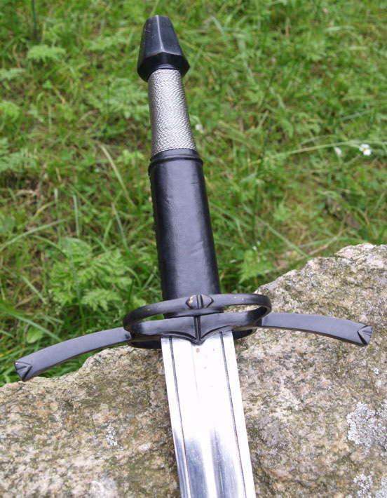 Schaukampfschwert Bidenhänder 15 Jh