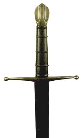 Bild Nr. 2 Crecy War Schaukampfschwert