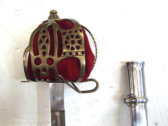 Bild Nr. 5 Schaukampf Basket Hilt