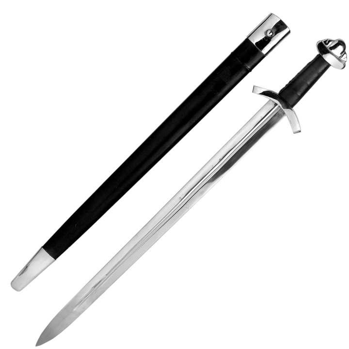 Wikinger-Schwert mit Scheide