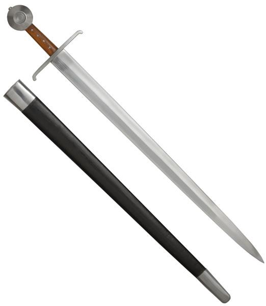 Mittelalter Einhandschwert 14. Jh.