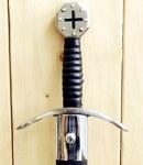 Abb. Kreuzritter Schaukampfschwert