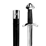 Abb. Wikinger-Schwert mit Scheide