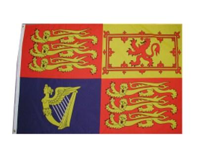 Großbritannien Königliche Standarte