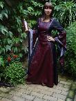 Mittelalterkleid Eva