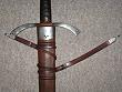 Individuelles Schwertgehänge  ab 250 Euro