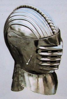 Maximilianischer Helm