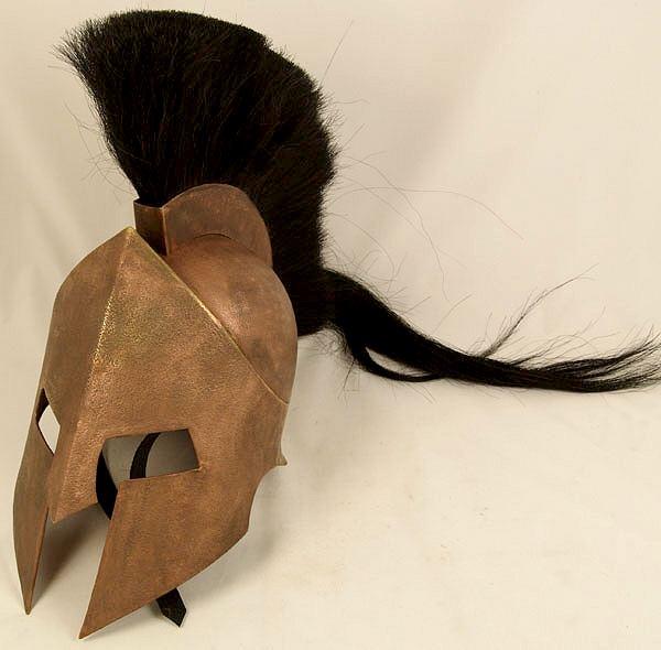 Sparta Helm Bronze