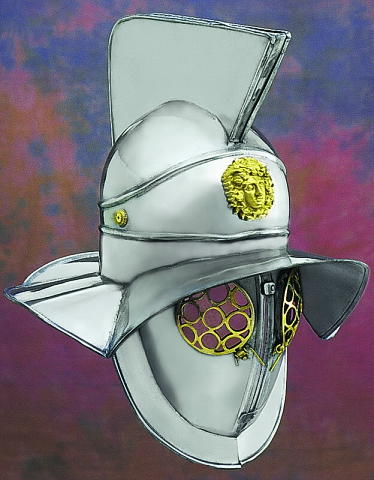 Gladiatorenhelm Thraex Helm I
