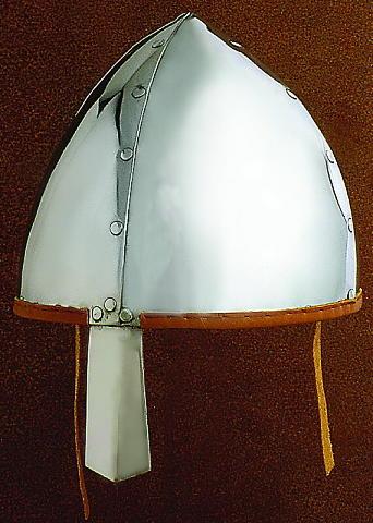 Normannen Spangenhelm
