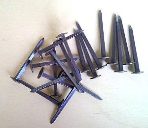 Schmiedenägel für Schildbau 50