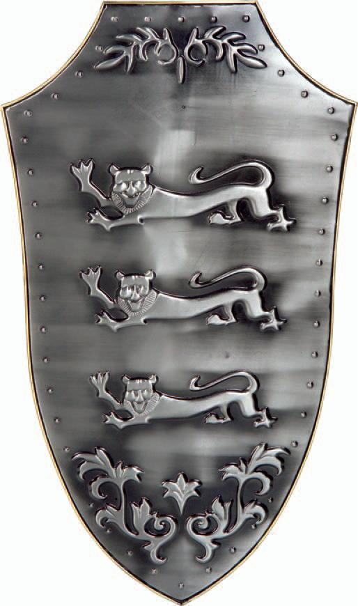 Dekorations Schilde Richard