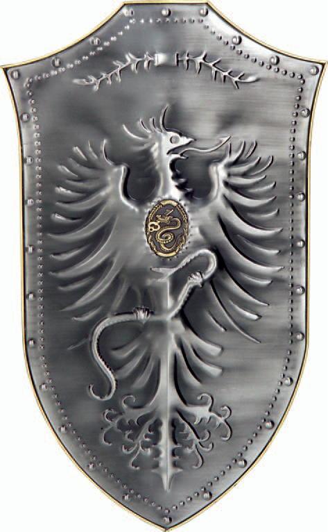 Dekorations Schild Greif
