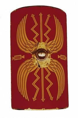 SCUTUM (römischer Schild)