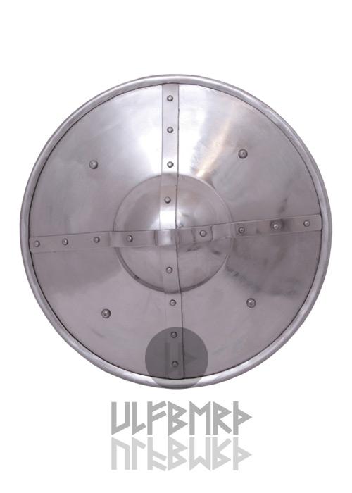 Buckler mit Bandbeschlägen 38 cm