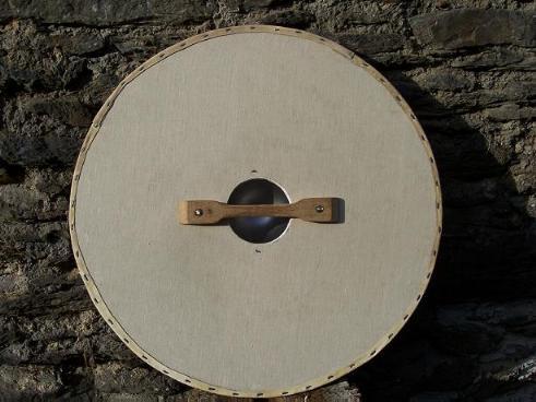 Bild Nr. 2 Schaukampfschild Rundschild
