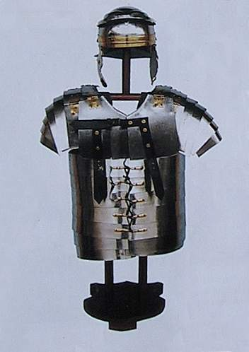 Römische Legionärsrüstung - Lorica Segmentata