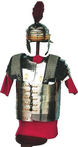 Römische Offiziersrüstung