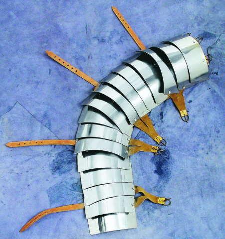 Lorica Segmentata - Armpanzerung