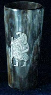 Hornbecher / Prachtbecher 10 cm