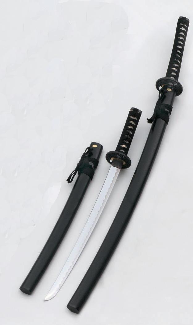 Samuraischwerter in Japan hergestellt